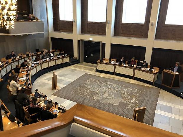 Reactie Partijen Provinciale Staten Gelderland